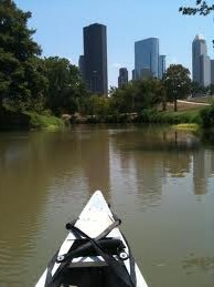 Fun Exercise Ideas:  Paddle in the City