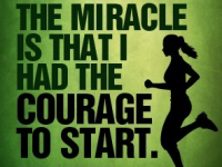 courage fitness motivation