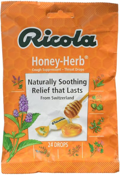Ricola Natural Cough Drops