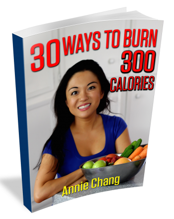 30 ways to burn 300 calories book