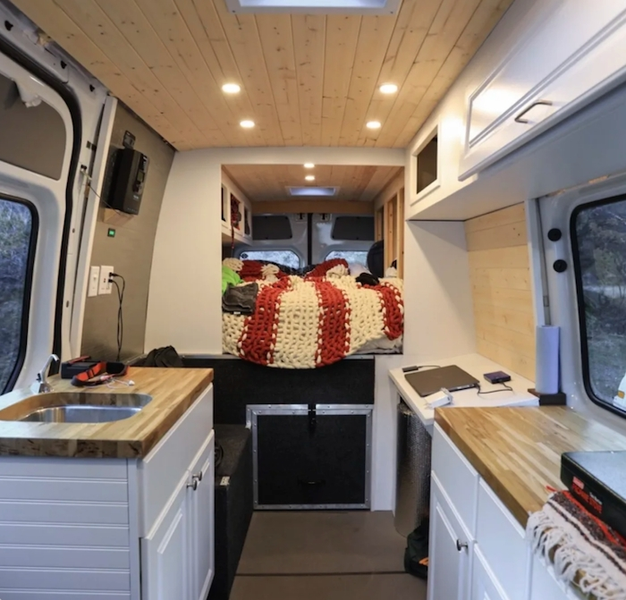 Interior Vanlife